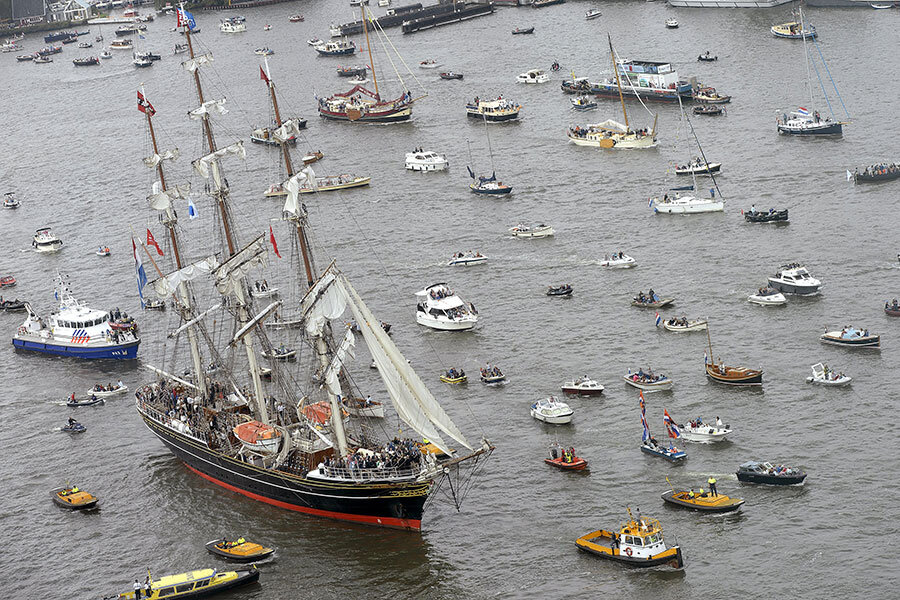 Natural Disasters In Amsterdam Netherlands