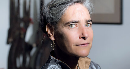 Sarah Chayes battles a worldwide scourge: deep-rooted corruption