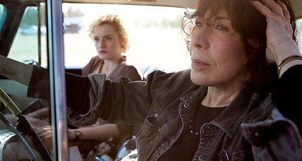 'Grandma': Star Lily Tomlin overdoes the crusty routine