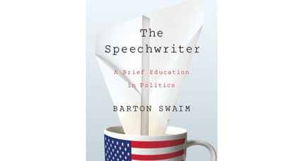 'The Speechwriter' tells the story of a disgraced governor's former scribe