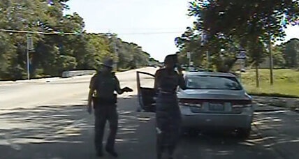 Sandra Bland case: Texas cop once warned about 'unprofessional conduct'