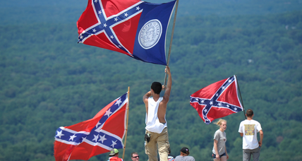 Why some Americans refuse to give up on the Confederate flag