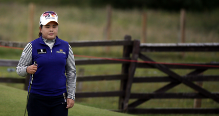 Inbee Park wins Women's British Open, captures 4th different major