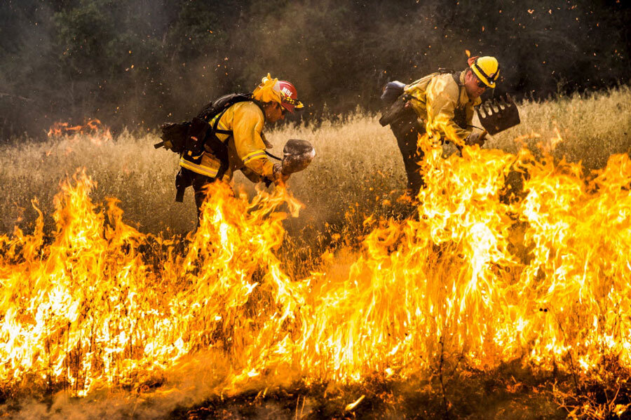 California Rocky Fire: why it fits a global trend