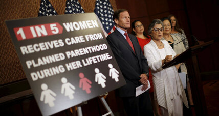 Senate blocks GOP measure to defund Planned Parenthood – for now