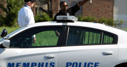 Memphis shooting: Manhunt ends with suspected killer's surrender (+video)