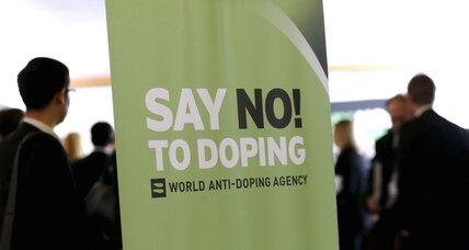 Transparency in sports anti-doping efforts