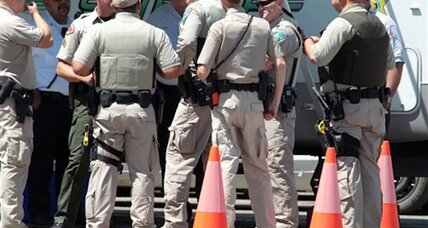 Week-long manhunt underway in California following attacks