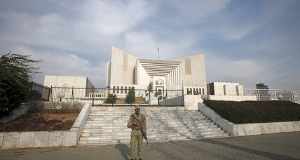 Pakistan high court upholds military justice, death sentences for civilians