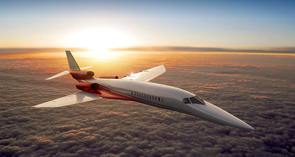 Tokyo to L.A. in three hours? Airbus wins patent for Concorde successor.