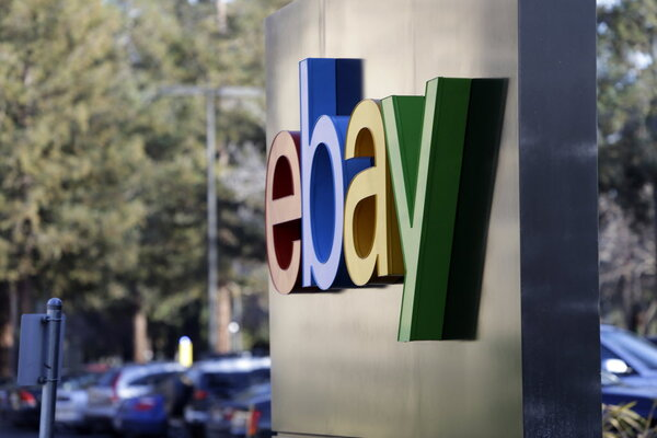 10 things you should always buy and sell on ebay csmonitor signage at ebay headquarters in san jose calif jan 14 2015 gumiabroncs Image collections