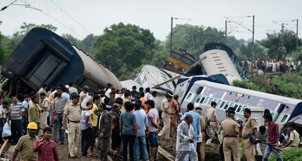 Dozens killed in India train derailments: How safe are India's trains?