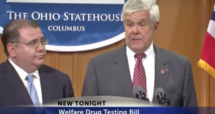 Why Ohio may start drug testing welfare recipients