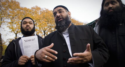 Islamic preacher charged with promoting ISIS in UK