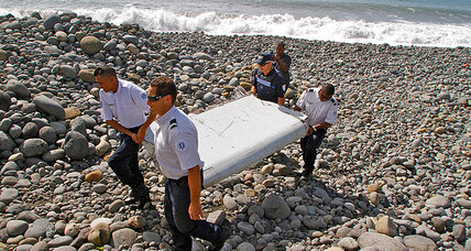 Flight MH370: Malaysia confirmed debris belong to missing plane
