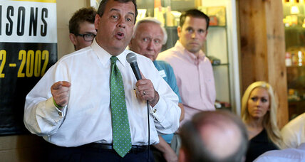Can Chris Christie's education policies fly on the national stage?