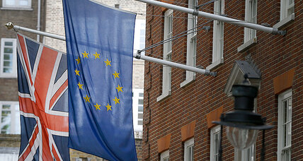Will Britain leave EU? How lessons from Greece could sway voters.
