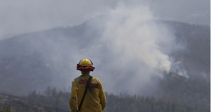 California fights drought-fueled wildfires with extra crews