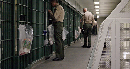 Why LA's troubled jails are getting a federal overhaul