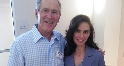 If George W. Bush can't get out of jury duty, you probably can't either (+video)