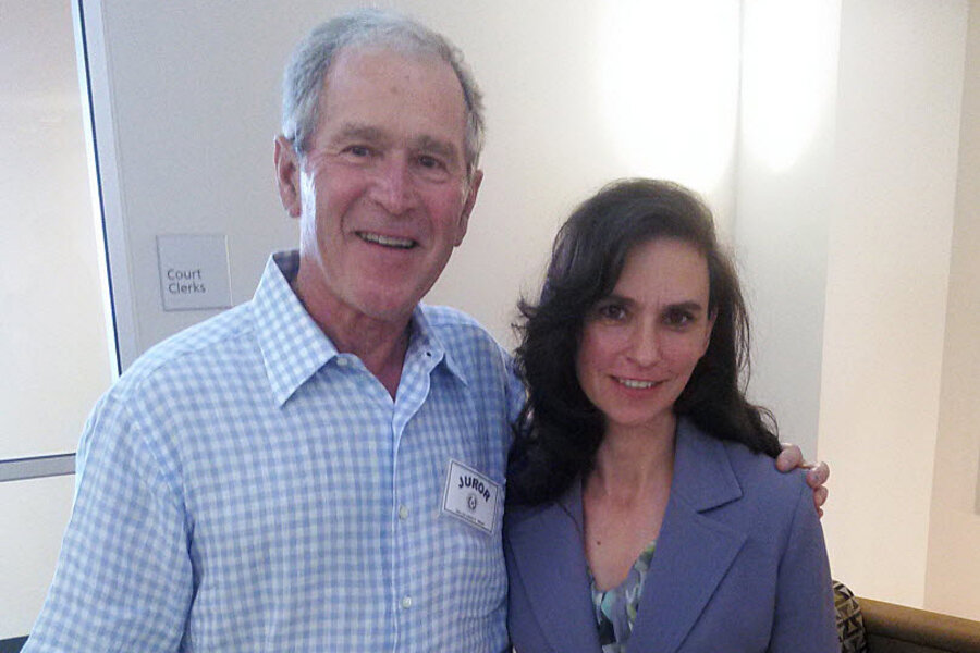 If George W Bush Can T Get Out Of Jury Duty You Probably Can T