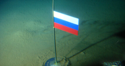 Russia's Arctic claim: What's the message? (+video)