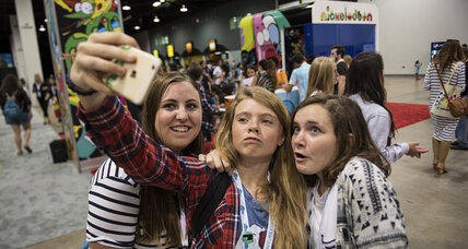 Narcissism or empowerment? 1.2 billion selfies taken in Britain in 2014