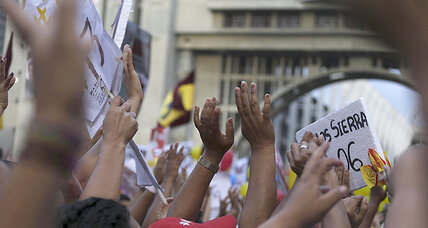 Venezuela elections: campaign amid chaos, or chaos as campaign?