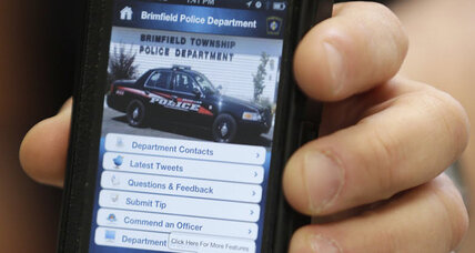 Police are returning lost-and-found items using ... Pinterest?