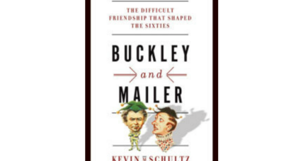 'Buckley and Mailer: The Difficult Friendship that Shaped the Sixties'