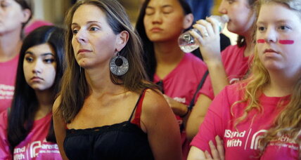 N.H. cuts Planned Parenthood funds, as new abortion fight moves to states (+video)