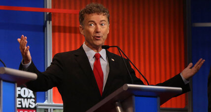 Rand Paul, Chris Christie ... and a 2016 campaign about national security?