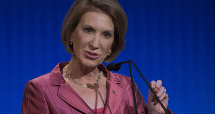 Was Carly Fiorina real debate winner?