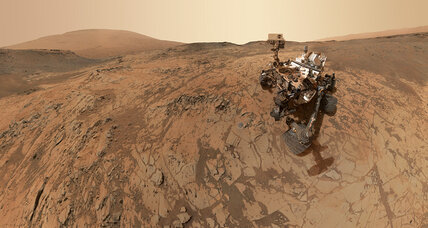 You can now explore Mars with NASA's free online tools
