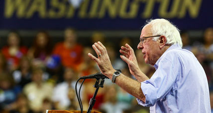 #BlackLivesMatter shuts down Bernie Sanders, accuses liberals of 'passivity'