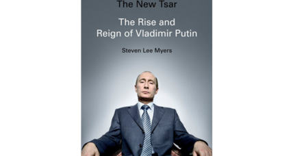 'The New Tsar' traces the 'rise and reign' of Vladimir Putin