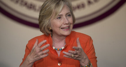 Clinton college affordability plan to include no-tuition, no-loan guarantees (+video)