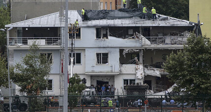 US Consulate targeted as Turkey, amid policy shifts, is hit by two attacks
