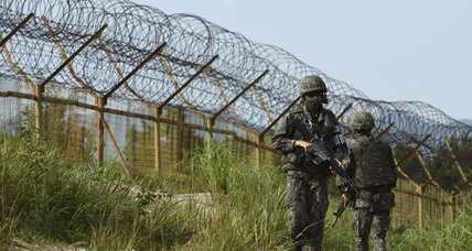 S. Korea restarts propaganda broadcasts after soldiers injured by alleged N. Korean land mines