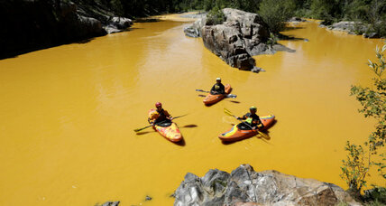Animas River spill: How Colorado's 'Gold Medal' waters turned mustard
