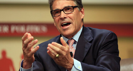Rick Perry stops paying South Carolina staffers. Is he strapped for cash?