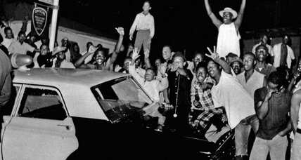 What could Ferguson learn from Watts, 50 years later?