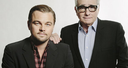 Leonardo DiCaprio and Martin Scorsese collaborating on a new film
