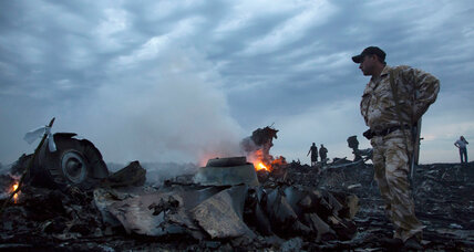 Flight MH17: Possible Russian missile parts found at MH17 site, say prosecutors