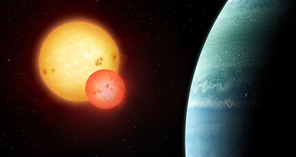 Planet hunters discover circumbinary exoplanet. Wait, what is that?