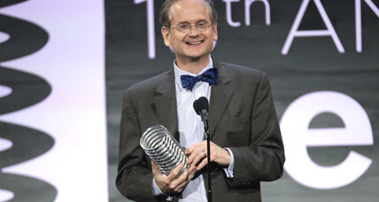 Who is Lawrence Lessig, and why is he running for president?
