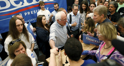 Bernie Sanders and Hillary Clinton: It's not a 'dead heat' in New Hampshire