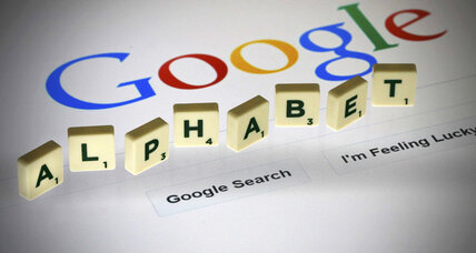 A is for Alphabet, B is for But-it's-still-Google
