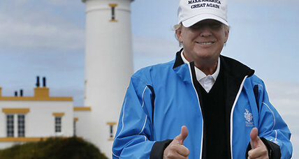 Would you go on a road trip with Donald Trump? Survey says yes. (+video)