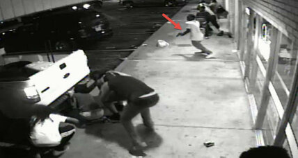 Ferguson police release video they say shows Tyrone Harris firing gun (+video)